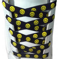 Smiley snørebånd