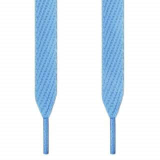 Lysebrune sneakers snørebånd