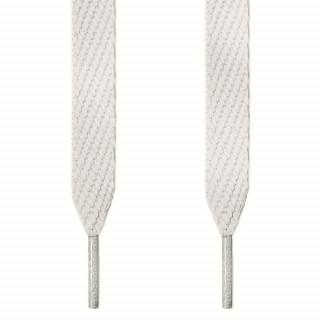 Hvide sneakers snørebånd