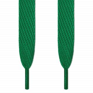 Super brede grønne snørebånd