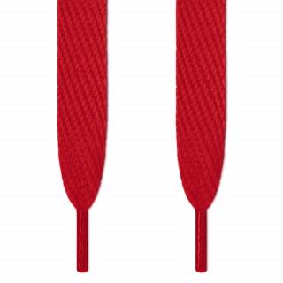 Super brede røde snørebånd