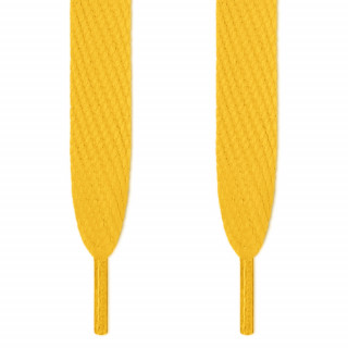Super brede gule snørebånd