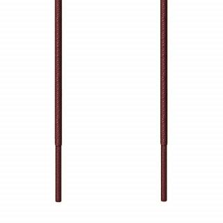 Fine mørkebrune snørebånd