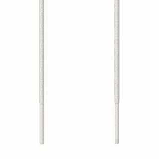 Fine hvide snørebånd