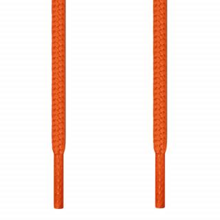 Runde orange snørebånd