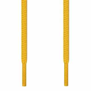 Runde gule snørebånd