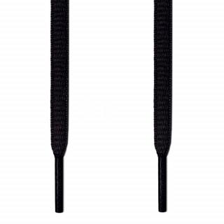 Ovale sorte snørebånd