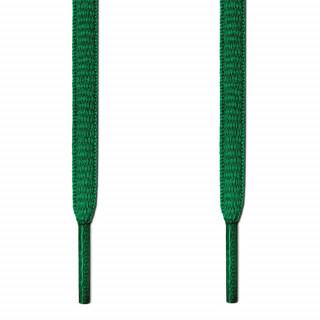 Ovale grønne snørebånd