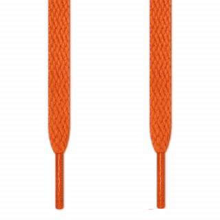 Flade orange snørebånd