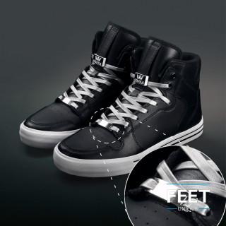 Sølv sneaker-smykke