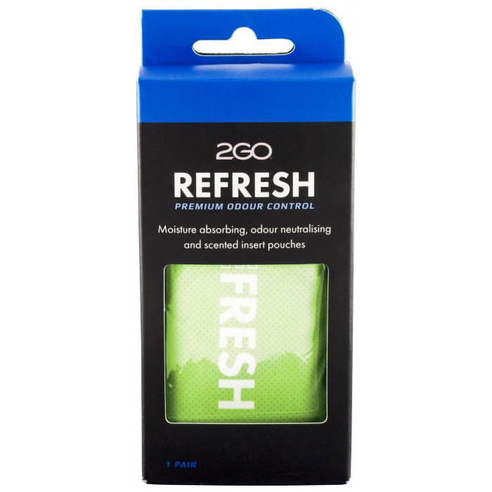 Refresh - Pose med trækul til dine sko